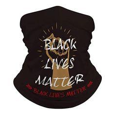 Black Lives Matter Bandana Shield B1247 Zip Hoodie, Bandana, Unisex, Hoodies, Tees, Life, Clothes, Black, Fashion