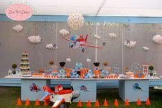 Disney Planes Birthday Party Ideas   Photo 1 of 79