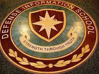 DINFOS (Defense Information School), Fort Benjamin Harrison, IN.  Did AIT there, 1980 - 1981.