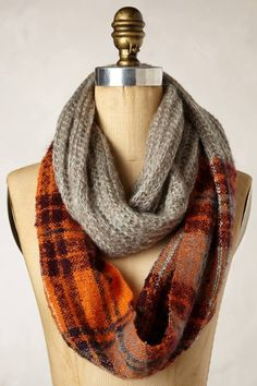 Battersea Infinity Scarf #anthrofave