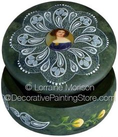 The Decorative Painting Store: Old Fashioned Elegance Pattern - Lorraine Morison - PDF DOWNLOAD, Newly Added Painting Patterns / e-Patterns