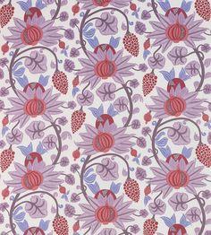 Osborne and Little Maharani Fabric Drapery Panels by TheDraperyGal
