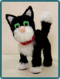 Picture Of Jess Postman Pats Cat