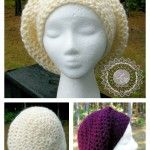 Incredibly Simple Slouchy hat pattern by ELK Studio