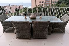 """***RAVE REVIEW*** """"We were warmly welcomed to a clean, well furnished apartment. Walking distance to the beach and to the main hub of Umhlanga. Hostess was just incredible and friendly. Will highly recommend staying here."""" ~ Natasha Click on pic to see more of 1 Marine Terraces. Kwazulu Natal, Furnished Apartment, Terrace, The Incredibles, Balcony, Patio, Decks, Outdoor Cafe"""
