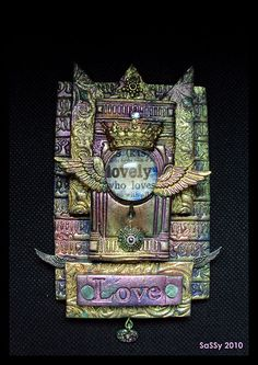Mosaic Love (at first sight ;-)) - Laurie Mika's Class | Flickr - Photo Sharing!