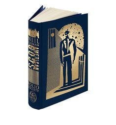American Gods   Folio Illustrated Book