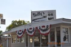 Shelly S Route  Cafe