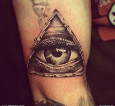 ivan black and grey all seeing eye - Tattoo Artists.org
