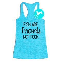 Disney Workout Tank finding nemo fish are by greyhoundgraphic