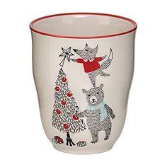 Bloomingville-Tasse-Twinkle-Weihnachten