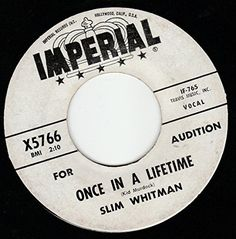 """45vinylrecord Once In A Lifetime/When I Call On You (7"""" DJ/45 rpm) IMPERIAL http://www.amazon.com/dp/B014FLB5EO/ref=cm_sw_r_pi_dp_wJh3vb0JHMJ9W"""