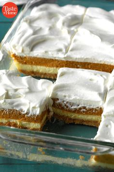 13 Desserts, Easy Summer Desserts, Desserts For A Crowd, Easy No Bake Desserts, Frozen Desserts, Sweet Desserts, Sweet Recipes, Delicious Desserts, Dessert Recipes