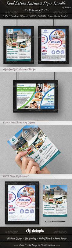 Real Estate Business Flyer Bundle | Volume 2