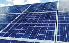 fonctionnement panneau solaire photovoltaique polycristallin