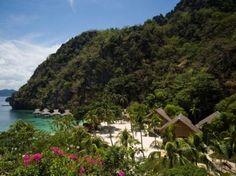 Photos and pictures of El Nido Miniloc Island Resort, Palawan at LateRooms.com