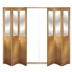 Image of Multifold Door, IFS-6MCBEV Victorian 6 Door Set, Frame & Glass