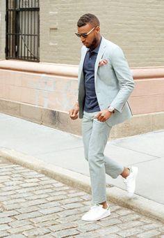 Men's style. Dress code