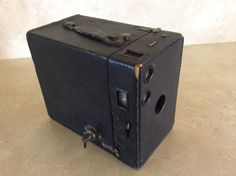Vintage No.2 A Brownie Box Camera from Eastman Kodak by TillyFritz, $19.99