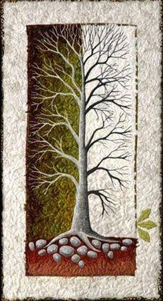 Chinquapin Oak by Lorraine Roy: