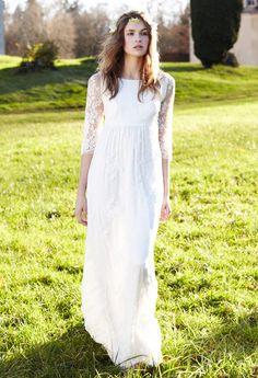 The perfect dress (Delphine Manivet for La Redoute)