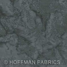 Hoffman 1895-302 Stone Hand-Dyed Watercolors Batik Priced per ½ yd