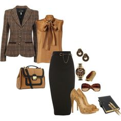 Best Office Wear for Women | Classic Work Outfit Ideas 2013-2014 For Women