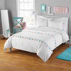 Preteen Girls Rooms, Preteen Bedroom, Teenage Girl Bedrooms, Big Girl Rooms, Girls Bedroom, Tween Girl Bedroom Ideas, Teenage Girl Bedroom Designs, Blue Bedrooms, Comfy Bedroom