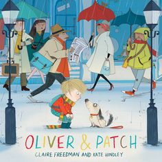 Oliver and Patch - Kate Hindley