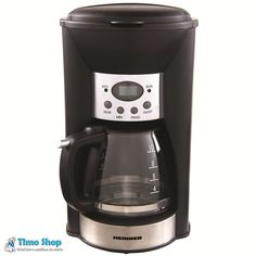 Cafetiera / Aparat de cafea Heinner Essentials HCM-1200D