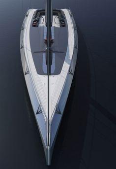 Peugeot Concept Sailboat _
