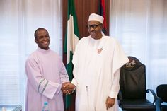 Why We Transferred Father Mbaka - Catholic Church Speaks Out!   Monday 1 February 2016  Why We Transferred Father Mbaka - Catholic Church Speaks Out!  Father Mbaka and President Buhari  In an exclusive interview with Premium Times on Monday the Secretary-General of the Catholic Secretariat of Nigeria Rev. Father Ralph Madu has clarified the recent transfer of Father Ejike Mbaka saying the controversial priest was merely being sent to where he would be more useful to the church. He added that…