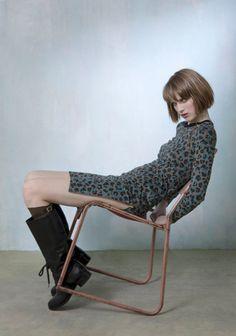 cool Ashleigh Good para Kate Sylvester Outono/Inverno 2013.14  [Campanhas]