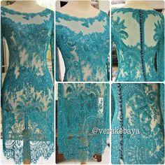 Details #kebaya #lace #verakebaya - verakebaya @ Instagram