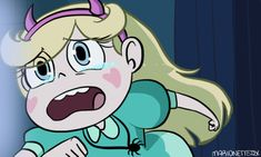 """marionette-j2x: """" It's been a long time since I drew svtfoe stuff. So here, have some angsty Star… :3 """""""