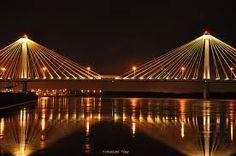 Clark Bridge is an engineering and artistic wonder
