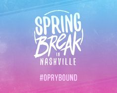 Enter for a chance to win a trip for two to Nashville including airfare, hotel stay, tickets to the Grand Ole Opry, and more!
