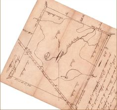 Spanish Land Grants of Florida - Maps: Past and Present from Florida Memory Project