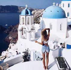 Pinterest: iamtaylorjess Greece // Travel