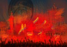 Pray for Ukraine Ukraine.Revolution  by Helena Crevel Paris, France