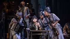 Anaïs Mitchell's 'Hadestown' Musical Makes Its Broadway Debut - The singer-songwriter turned her 2010 concept album into a folk-opera stage production and earlier this month, the show made its Broadway debut. Broadway Musicals, Broadway News, Tony Award, Theatre Geek, Musical Theatre, Theater, Theatre Quotes, Torch Song, Best Costume Design