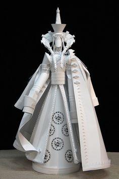 Mongolian Ethnic wedding dress