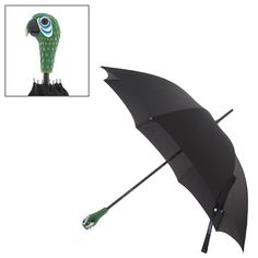 Mary Poppins: The Broadway Musical - Parrot Head Umbrella for Adults   Umbrellas   Disney Store