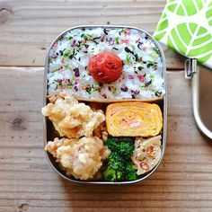 Bento Recipes, Healthy Recipes, Lunch Meal Prep, Bento Box Lunch, Aesthetic Food, Food Menu, Snack, International Recipes, Asian Recipes