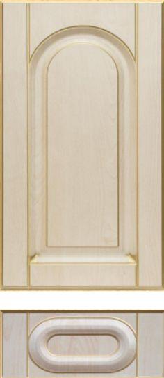 Фабрика мебельных фасадов BLICK мебельные фасады - Мебельный фасад МДФ патинированный класс Бавария премиум 2