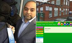 Trish O'Donnell, head of Clarksfield Primary School in Oldham, has endured of 'aggressive verbal abuse' and 'threats to blow up her car' from parents pushing conservative Muslim values.