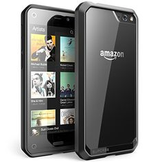 SUPCASE Amazon Fire Phone Case - Unicorn Beetle Premium Hybrid Protective Case (Clear/Black/Black), Compatible with Fire Phone 2014 Release Reviews - http://www.knockoffrate.com/cell-phones-accessories/supcase-amazon-fire-phone-case-unicorn-beetle-premium-hybrid-protective-case-clearblackblack-compatible-with-fire-phone-2014-release-reviews/