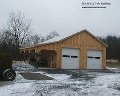 76 best barns shop plans images garage, barn garage, garage ideas28\u0027x36\u0027 wooden pole building metal pole barns, pole barn shop, pole