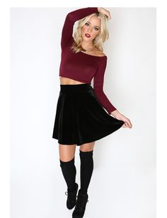 I love this outfit for the fall so cute
