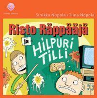 Risto Räppääjä ja Hilpuri Tilli (äänikirja). 14,60 €